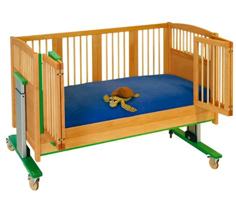 Bedside Cot Co Sleeper Height Adjustable by Skm Knut Height Adjustable Cot Bed Skm Products