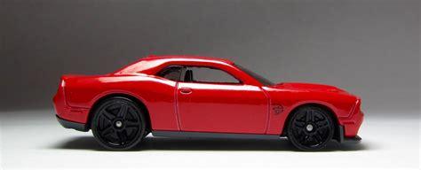Hotwheels Dodge Challanger look wheels 15 dodge challenger srt hellcat the lamley