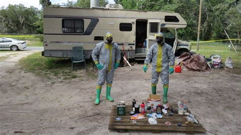 meth lab bradford detectives bust meth lab