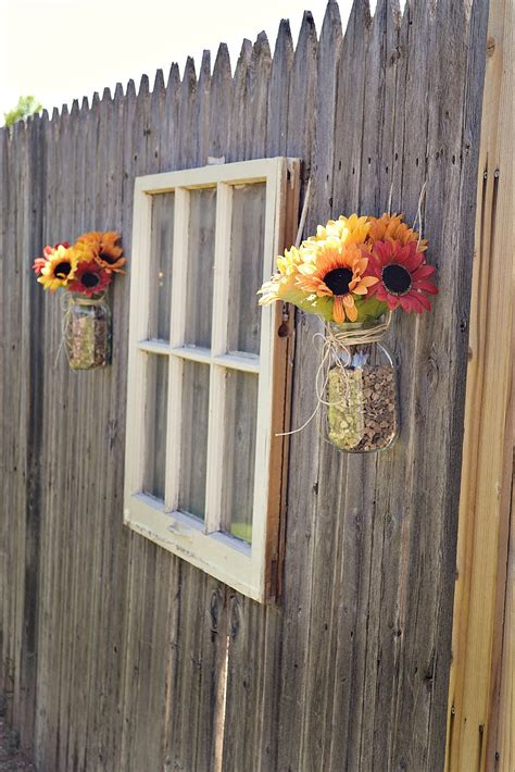 cool garden fence decoration ideas page