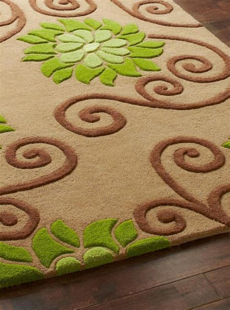 brown and green area rug brown and lime green rug rugs ideas