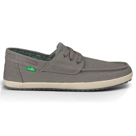casa shoes sanuk men s casa barco shoes