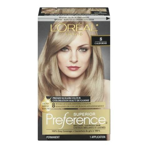 loreal preference medium ash blonde review youtube l or 233 al paris superior pr 233 f 233 rence walmart ca