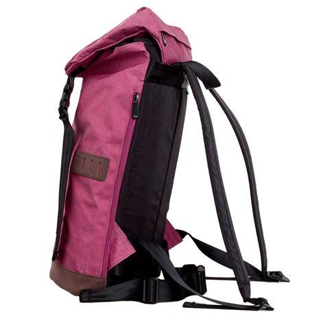 Tas Cantik Makara Bag Purple canvas backpack bag bag tas cewek