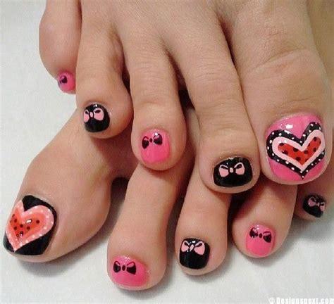 beautiful toe nail designs cute toes pinterest