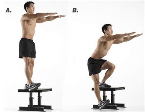 one leg bench squat the ultimate butt exercise fit tip daily