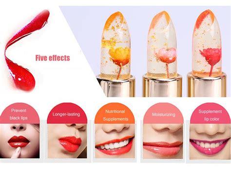 Lipstik Murah jual lipstick lipstik kailijumei flower jelly murah frezz shop