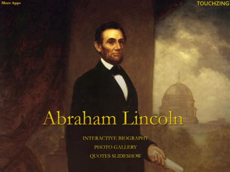 Abraham Lincoln Animated Biography | abraham lincoln interactive biography full version ipad