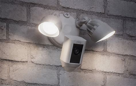 ring security light ring floodlight review home security light