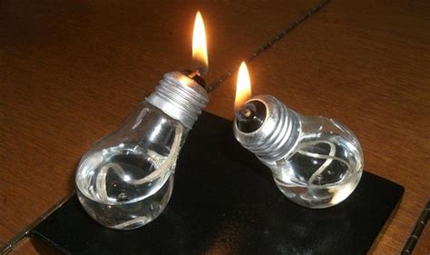 Handmade Light Bulbs - modern diy concrete l instructablescom