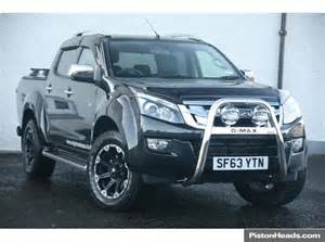 Isuzu Dmax Utah Used Isuzu D Max Cars For Sale With Pistonheads
