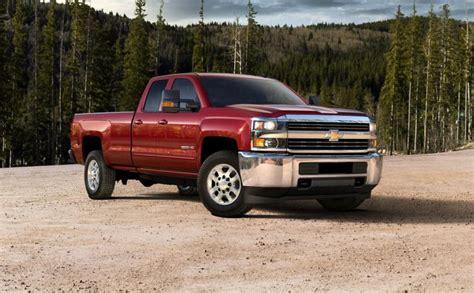 2018 chevy silverado hd rumors redesign new cars review