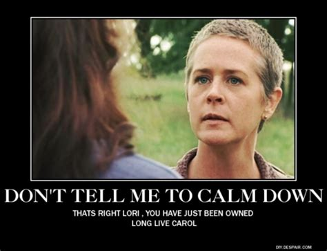 Carol Walking Dead Meme - screenshot meme troll video and pic s thread page 21