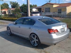 Lexus Gs On 22s Miags460 2008 Lexus Gs Specs Photos Modification Info At