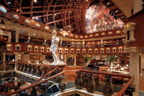 Carnival pride dining hall favorite places amp spaces we have been