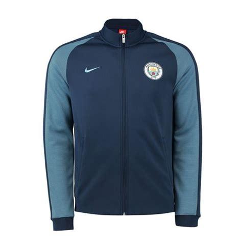 Jaket Parasut Army Manchester City 2016 2017 city nike authentic n98 jacket navy