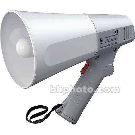 Handgrip Megaphone toa electronics er 520 10w grip megaphone er 520 b h photo