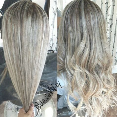 grey hair extensions before and after 50 best before after extensions images on pinterest