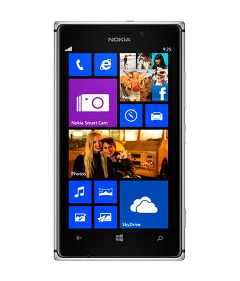 Nokia Lumia Ce0168 nokia lumia 925 white with free apps price in india
