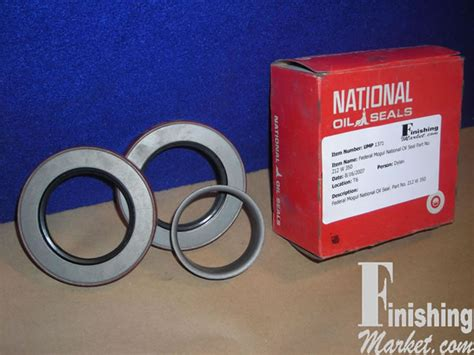federal mogul national oil seal part
