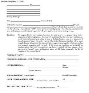real estate letter of intent template letter of intent real estate