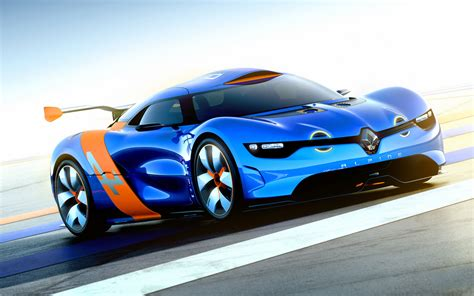renault concept cars renault alpine concept car wallpapers hd wallpapers id