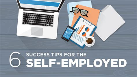 6 success tips for the self employed buffini company