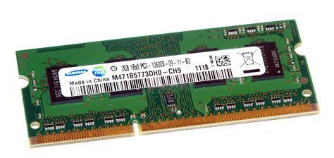 Ram 2gb Ddr3 Seken samsung m471b5773dh0 ch9 2gb ddr3 pc3 10600 1333mhz so