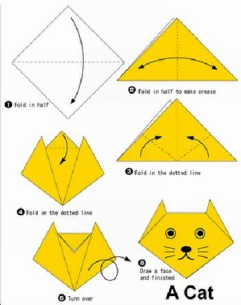 Origami For Children Pdf - dicas de dobraduras f 225 ceis artesanato cultura mix