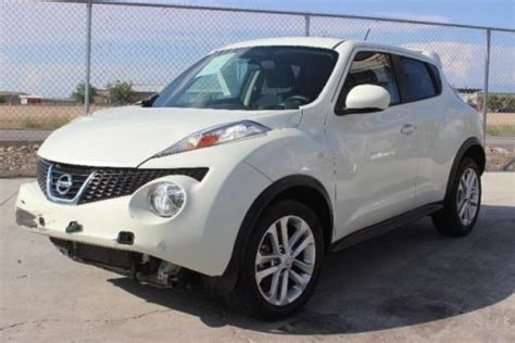 how to sell used cars 2012 nissan juke seat position control buy used 2012 nissan juke sv damaged repairable salvage fixer priced to sell wont last in salt