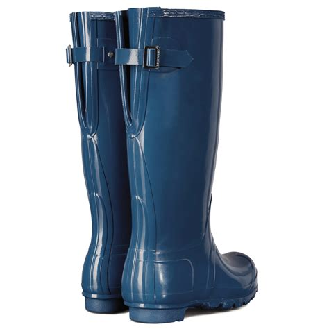Q Q Original D 3 3cm Jpg damen original adjustable back gloss gummistiefel