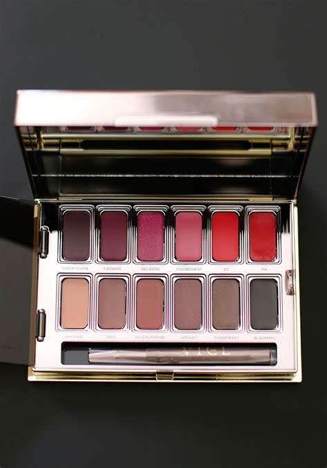 Decay Vice Palette the decay vice lipstick palettes in and