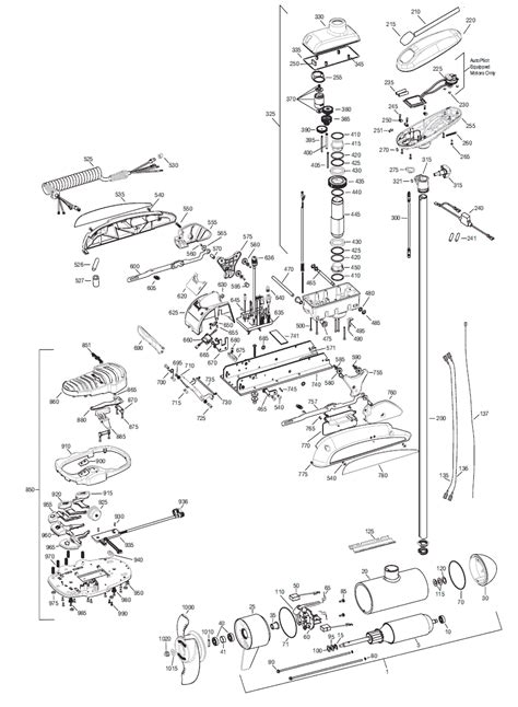 minn kota all terrain wiring diagram 28 images minn