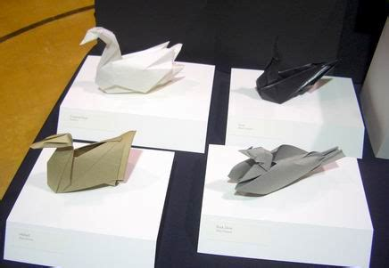Daniel Kwan Origami - gilad s origami page origami usa convention 2006 more