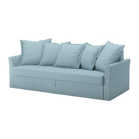 ikea sofa assembly holmsund three seat sofa bed orrsta light blue ikea