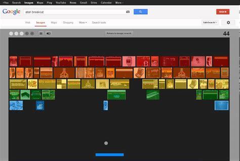 atari breakout google images atari breakout google easter egg image breakout youtube