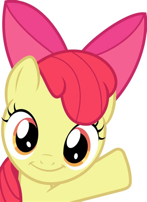 apple bloom question who is the cutest pony in the show fimfiction net
