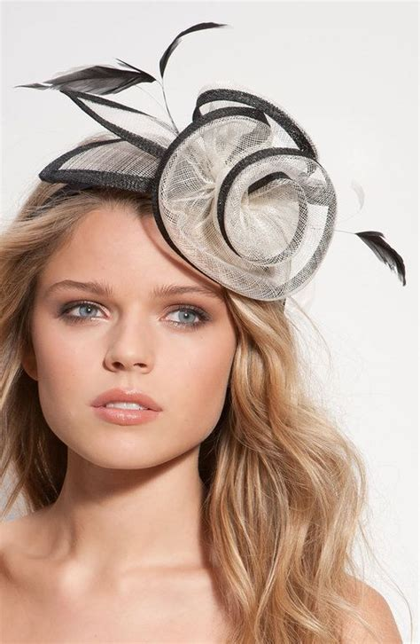 hairstyles with a headband fascinator brainy mademoiselle fascinator headband fashion ideas