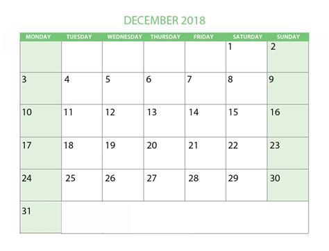 december  calendar  printable format templates calendar office  calendar