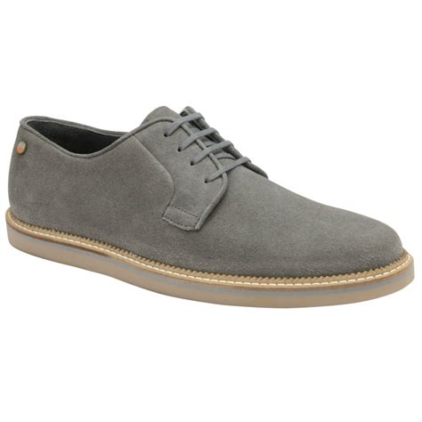 buy s grey suede frank wright turpin shoes for