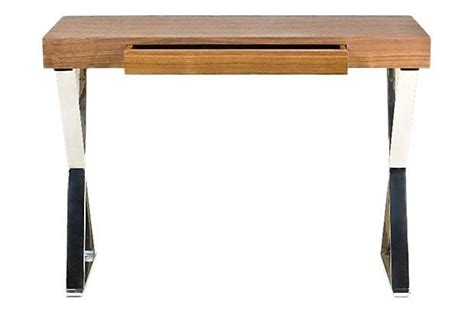 X Leg Console Table Sorley X Leg Console Walnut On Onekingslane 480 Furniture Tables Consoles