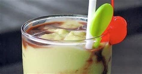 Juicer Di Malaysia resepi jus avocado coklat yang lazat masakan dan