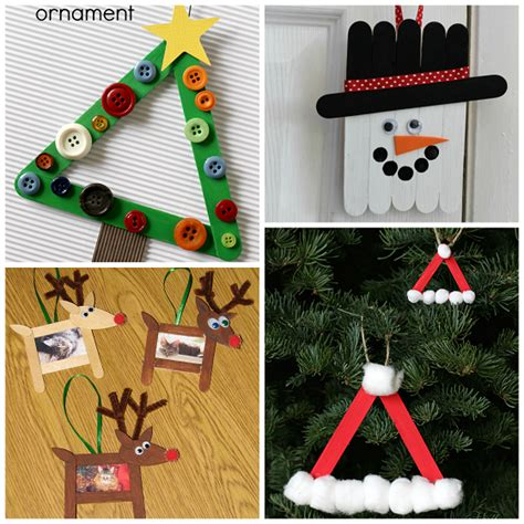 popsicle stick frame ornaments www pixshark com images