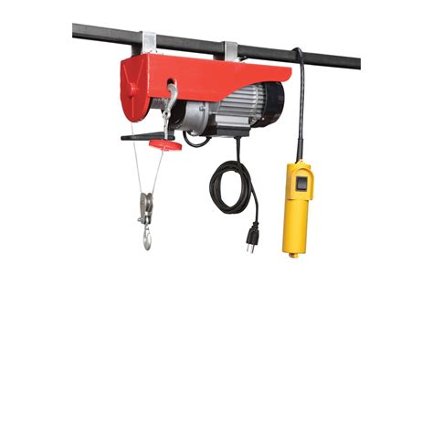 Electric Hoist Garage by 440 Lb Electric Hoist With Remote