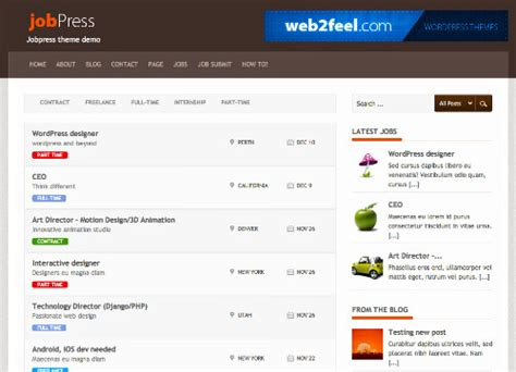 theme wordpress job board wordpress job board themes and plugins best of hongkiat