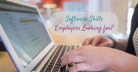 software skills employers look