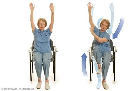 medicine chair exercises program a seated exercises michigan medicine