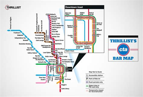 chicago l map subway see the world through interactive maps