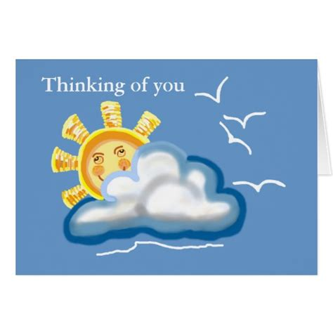 Card Template Thinking Of You by Thinking Of You Note Cards Thinking Of You Notecard Templates