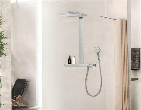 Rainmaker Select 460 3 Jet EcoSmart Shower (White & Chrome